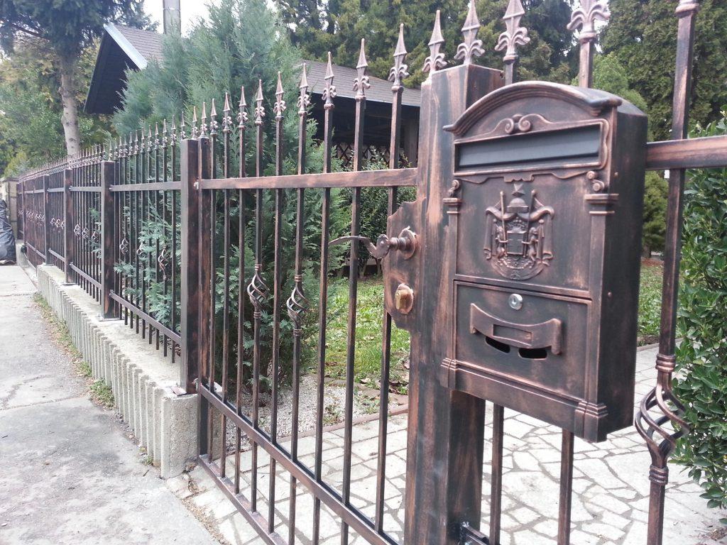 Kovaná brána Bratislava