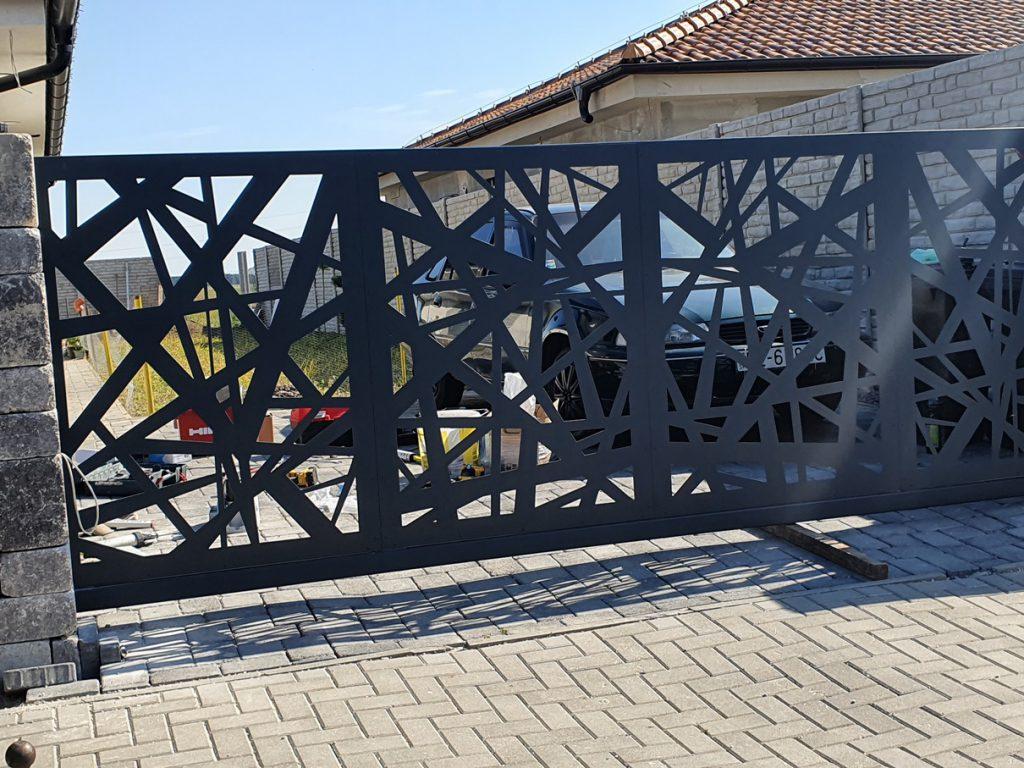 Vypalovaná Brána cífer
